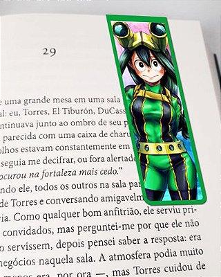 Marcador De Página Magnético Tsuyu Asui - My Hero Academia - MAN633
