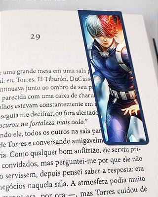 Marcador De Página Magnético Todoroki - My Hero Academia - MAN653