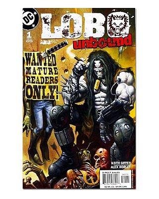 Ímã Decorativo Capa de Quadrinhos - Lobo - CQD92