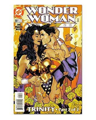 Ímã Decorativo Capa de Quadrinhos Mulher-Maravilha - CQD104