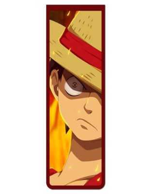 Marcador De Página Magnético Monkey D. Luffy - One Piece - MAN551