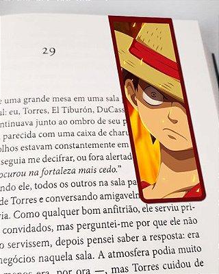 Marcador De Página Magnético Monkey D. Luffy - One Piece - MAN551