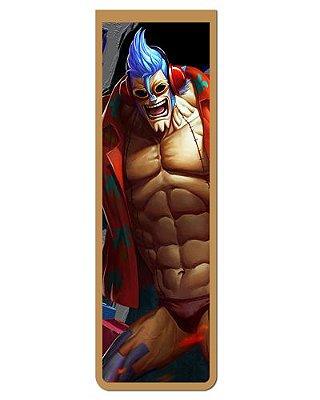 Marcador De Página Magnético Franky - One Piece - MAN573