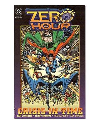 Ímã Decorativo Capa de Quadrinhos Sagas DC - CQD112