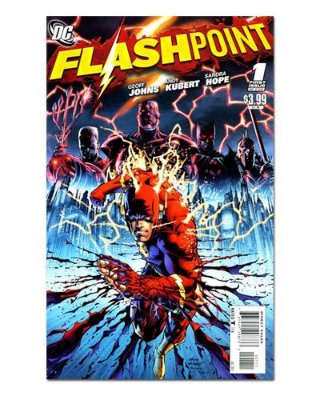 Ímã Decorativo Capa de Quadrinhos Sagas DC - CQD116
