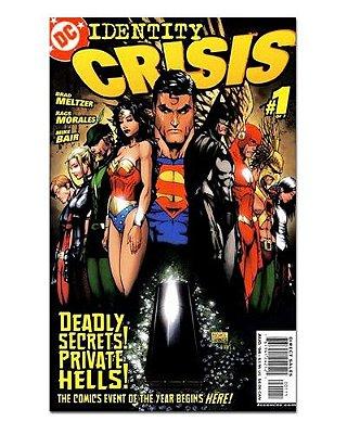 Ímã Decorativo Capa de Quadrinhos Sagas DC - CQD118