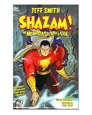 Ímã Decorativo Capa de Quadrinhos Shazam - CQD133