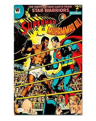 Ímã Decorativo Capa de Quadrinhos Superman - CQD158