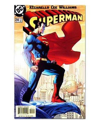 Ímã Decorativo Capa de Quadrinhos Superman - CQD160