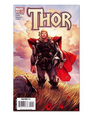 Ímã Decorativo Capa de Quadrinhos Thor - CQM184