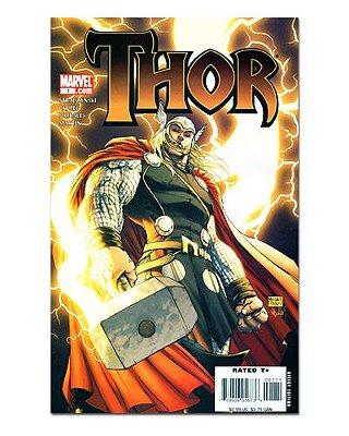 Ímã Decorativo Capa de Quadrinhos Thor - CQM189
