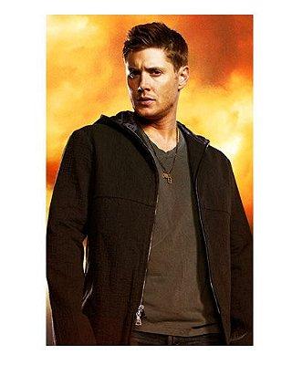 Ímã Decorativo Dean Winchester - Supernatural - IMSP16