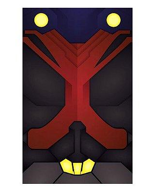 Ímã Decorativo Caçador de Marte - Supergirl - IQD012