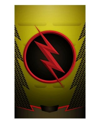 Ímã Decorativo Flash Reverso - The Flash - IQD20
