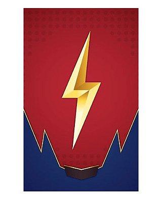 Ímã Decorativo Flash Terra 3 - The Flash - IQD21