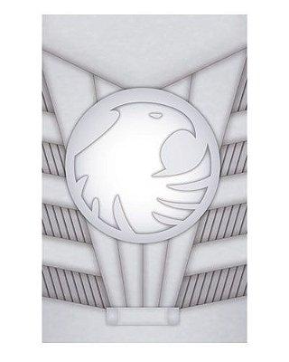 Ímã Decorativo Canário Branco - Legends of Tomorrow - IQD34