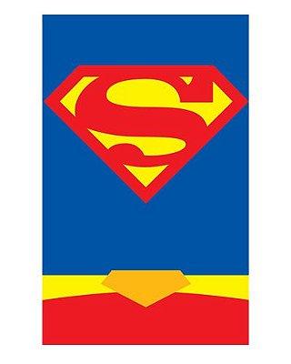 Ímã Decorativo Superman - Justice League - IQD35