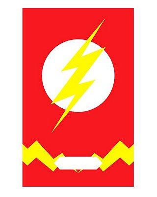 Ímã Decorativo Flash - Justice League - IQD36