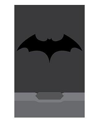 Ímã Decorativo Batman - Justice League - IQD38