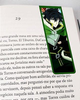 Marcador De Página Magnético Naofumi - The Rising of the Shield Hero - MAN689