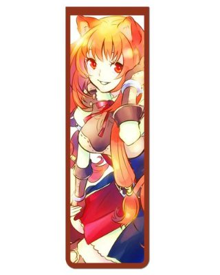 Marcador De Página Magnético Raphtalia - The Rising of the Shield Hero - MAN699