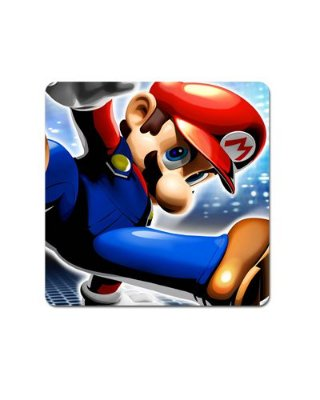 Ímã Decorativo Mario Bros - Super Mario - IMB05