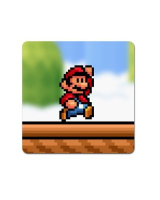 Ímã Decorativo Mario Bros - Super Mario - IMB08