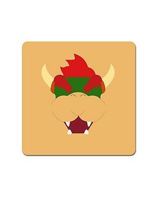 Ímã Decorativo Bowser Koopa - Super Mario - IMB11