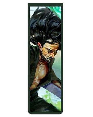 Marcador De Página Magnético Musashi - Vagabond - MAN750