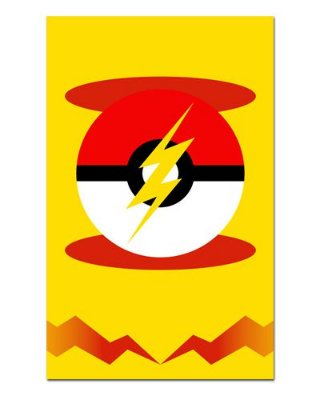 Ímã Decorativo Pikachu - Pokémon - IAN30