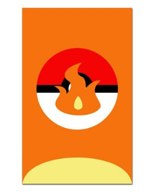 Ímã Decorativo Charmander - Pokémon - IAN32