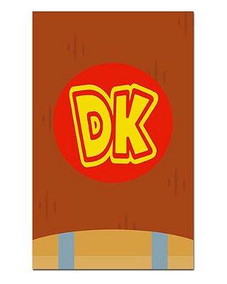 Ímã Decorativo Donkey Kong - IGA02