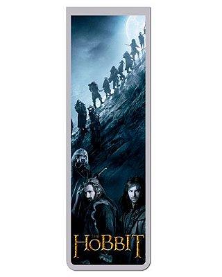 Marcador De Página Magnético Companhia dos Anões - O Hobbit - MFI77