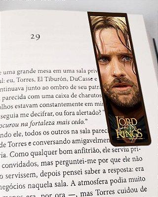 Marcador De Página Magnético Aragorn - O Senhor dos Anéis - MFI111