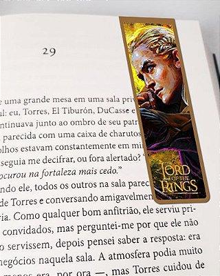 Marcador De Página Magnético Legolas - O Senhor dos Anéis - MFI118