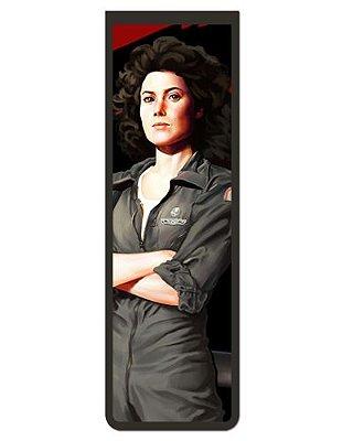 Marcador De Página Magnético Ellen Ripley - Alien - MFI144