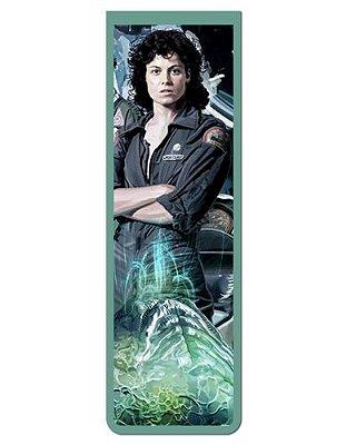 Marcador De Página Magnético Ellen Ripley - Alien - MFI145