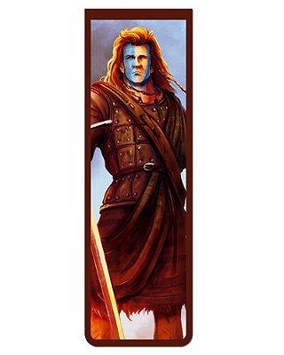 Marcador De Página Magnético William Wallace - Braveheart - MFI160