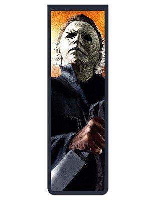 Marcador De Página Magnético Michael Myers - Halloween - MFI169