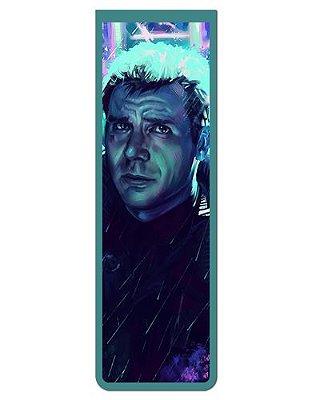Marcador De Página Magnético Rick Deckard - Blade Runner - MFI175