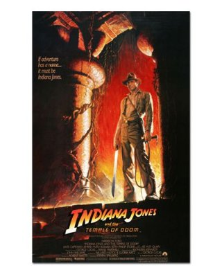 Ímã Decorativo Pôster Indiana Jones - IPF62