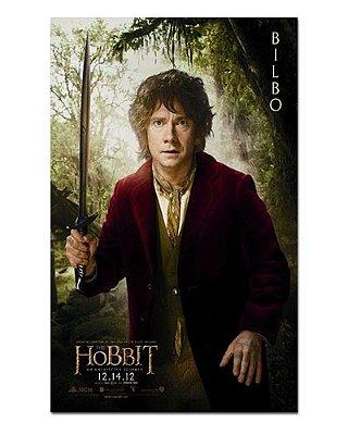 Ímã Decorativo Pôster O Hobbit - IPF159