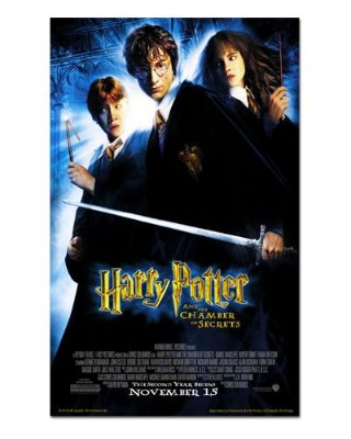 Ímã Decorativo Pôster Harry Potter 2 - IPF66