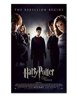 Ímã Decorativo Pôster Harry Potter 5 - IPF67