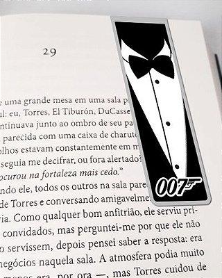 Marcador De Página Magnético James Bond - 007 - MFI190