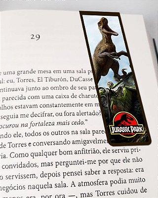 Marcador De Página Magnético Jurassic Park - MFI193