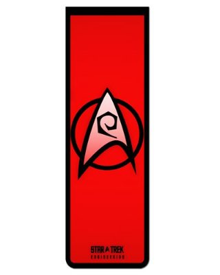 Marcador De Página Magnético Engenharia - Star Trek - MFI201