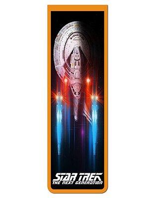 Marcador De Página Magnético USS Enterprise - Star Trek - MFI208