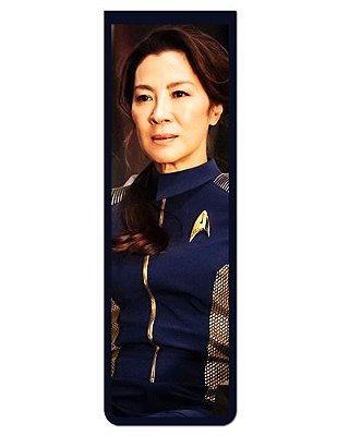 Marcador De Página Magnético Georgiou - Star Trek - MFI239