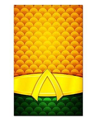 Ímã Decorativo Aquaman - DC Comics - IQD55
